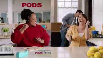 Pods TV Spot, 'Delivered Across Town or Across the Country' - Thumbnail 3