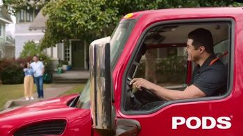 Pods TV Spot, 'Delivered Across Town or Across the Country' - Thumbnail 4