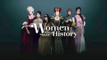 CuriosityStream TV Spot, 'Women Who Made History' Song by ALIBI