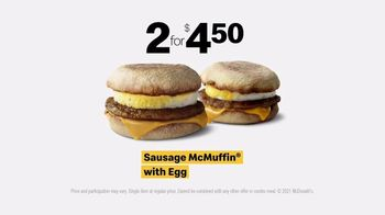 McDonald's TV Spot, 'Face the Day With Breakfast' - Thumbnail 7