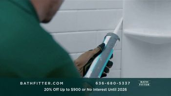 Bath Fitter TV Spot, 'Fits Your Standards: 20% Off Up to $900' - Thumbnail 4