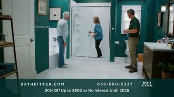 Bath Fitter TV Spot, 'Fits Your Standards: 20% Off Up to $900' - Thumbnail 7
