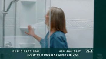Bath Fitter TV Spot, 'Fits Your Standards: 20% Off Up to $900' - Thumbnail 8