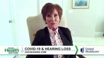 UnitedHealthcare TV Spot, 'Your Health Matters: COVID-19 and Hearing Loss' - Thumbnail 10