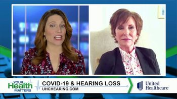 UnitedHealthcare TV Spot, 'Your Health Matters: COVID-19 and Hearing Loss' - Thumbnail 2