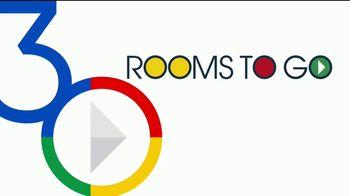 Rooms to Go Venta del 30 Aniversario TV Spot, 'Comedor' canción de Junior Senior [Spanish] - Thumbnail 1