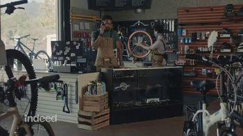 Indeed TV Spot, 'Bike Shop'