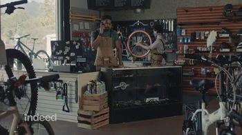 Indeed TV Spot, 'Bike Shop'