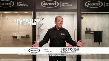 Jacuzzi TV Spot, 'Beautiful and Safe Shower' - Thumbnail 9