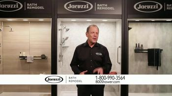 Jacuzzi TV Spot, 'Beautiful and Safe Shower' - Thumbnail 1