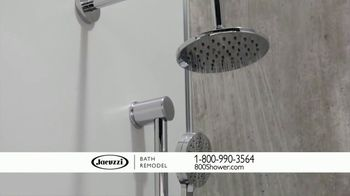 Jacuzzi TV Spot, 'Beautiful and Safe Shower' - Thumbnail 4