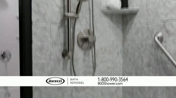 Jacuzzi TV Spot, 'Beautiful and Safe Shower' - Thumbnail 7