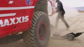 Maxxis Tires TV Spot, 'Honda Off-Road Runs RAZR MT' Song by Royal Deluxe - Thumbnail 3