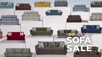 Rooms to Go 30th Anniversary Sofa Sale TV Spot, 'Endless: Priced to Sell' Song by Junior Senior - Thumbnail 4