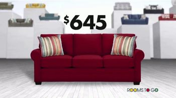 Rooms to Go 30th Anniversary Sofa Sale TV Spot, 'Endless: Priced to Sell' Song by Junior Senior - Thumbnail 7