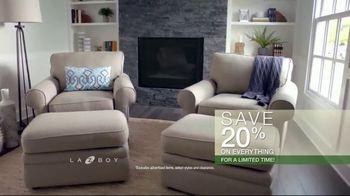 La-Z-Boy St. Patrick's Day Sale TV Spot, 'Naps: Save 20% Storewide' - Thumbnail 7
