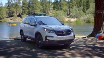 2021 Honda Pilot TV Spot, 'Viaje familiar' [Spanish] [T2] - Thumbnail 3
