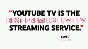 YouTube TV TV Spot, 'TV You Love, Is Always On' - Thumbnail 8