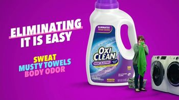 OxiClean Odor Blasters TV Spot, 'Remove Pet Odors' - Thumbnail 7