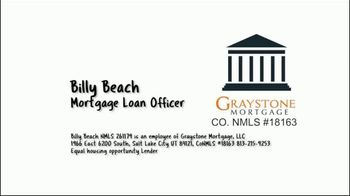 Graystone Mortgage TV Spot, 'First Time Home Buyer Market' - Thumbnail 1