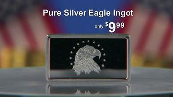 National Collector's Mint TV Spot, 'Silver Eagle Ingot' - 5 commercial airings