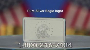 National Collector's Mint TV Spot, 'Silver Eagle Ingot' - Thumbnail 7