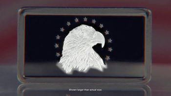 National Collector's Mint TV Spot, 'Silver Eagle Ingot' - Thumbnail 8