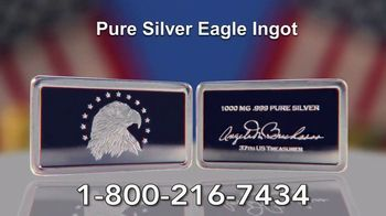 National Collector's Mint TV Spot, 'Silver Eagle Ingot' - Thumbnail 9