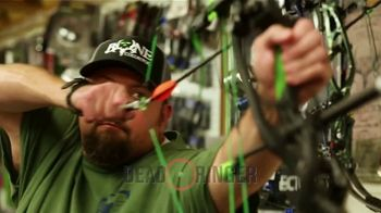 Dead Ringer Bone Collector Bow Sights TV Spot, 'Everything You Want'