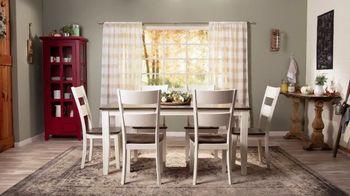 Bob's Discount Furniture TV Spot, 'Comedor Blake de siete piezas: $599 dólares' [Spanish] - Thumbnail 2