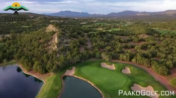 Paako Ridge Golf Club TV Spot, 'Immaculate Playing Conditions' - Thumbnail 1