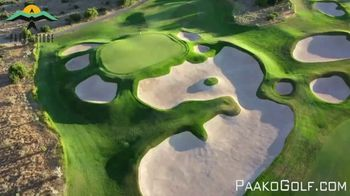 Paako Ridge Golf Club TV Spot, 'Immaculate Playing Conditions' - Thumbnail 2