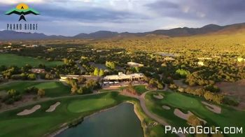 Paako Ridge Golf Club TV Spot, 'Immaculate Playing Conditions' - Thumbnail 5