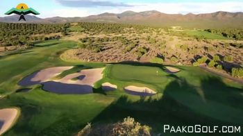 Paako Ridge Golf Club TV Spot, 'Immaculate Playing Conditions' - Thumbnail 6