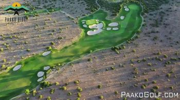 Paako Ridge Golf Club TV Spot, 'Immaculate Playing Conditions' - Thumbnail 7