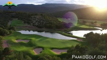 Paako Ridge Golf Club TV Spot, 'Immaculate Playing Conditions' - Thumbnail 8