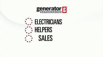 Generator Supercenter TV Spot, 'Growing Rapidly: Now Hiring' - Thumbnail 3