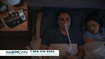 American CPAP Direct TV Spot, 'Supply Options' - Thumbnail 1