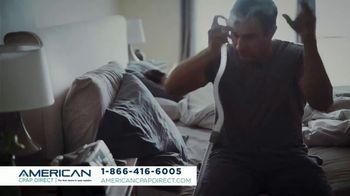 American CPAP Direct TV Spot, 'Supply Options' - Thumbnail 3