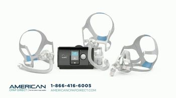 American CPAP Direct TV Spot, 'Supply Options' - Thumbnail 4