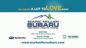Subaru A Lot to Love Event TV Spot, 'Smile' [T2] - Thumbnail 9