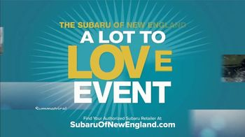 Subaru A Lot to Love Event TV Spot, 'So Much to Love: All-Wheel Drive' [T2] - Thumbnail 5