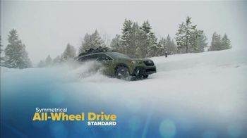 Subaru A Lot to Love Event TV Spot, 'So Much to Love: All-Wheel Drive' [T2] - Thumbnail 3