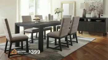 Ashley HomeStore Anniversary Sale TV Spot, '30% Off and 60 Months No Interest' - Thumbnail 4