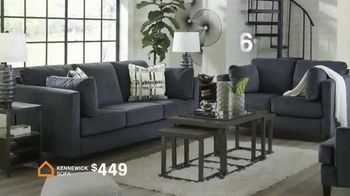 Ashley HomeStore Anniversary Sale TV Spot, '30% Off and 60 Months No Interest' - Thumbnail 6