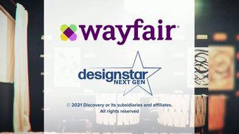 Wayfair TV Spot, 'Design Star: Elevate' - Thumbnail 5
