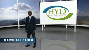 Help Your Diabetes TV Spot, 'Reverse Your Diabetes' Featuring Marshall Faulk