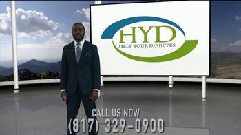 Help Your Diabetes TV Spot, 'Reverse Your Diabetes' Featuring Marshall Faulk - Thumbnail 9