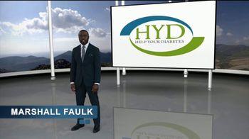 Help Your Diabetes TV Spot, 'Reverse Your Diabetes' Featuring Marshall Faulk - Thumbnail 1