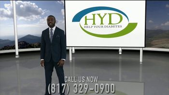 Help Your Diabetes TV Spot, 'Reverse Your Diabetes' Featuring Marshall Faulk - Thumbnail 2
